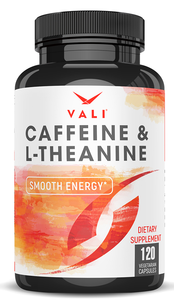 VALI Caffeine & L-Theanine