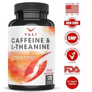 VALI Caffeine L-Theanine