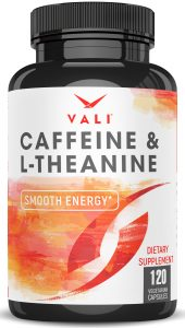 VALI Caffeine L-Theanine